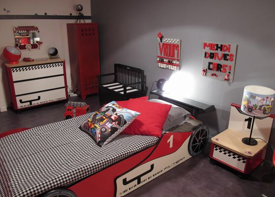 The 25+ best Lit enfant voiture ideas on Pinterest | Chambre d ...