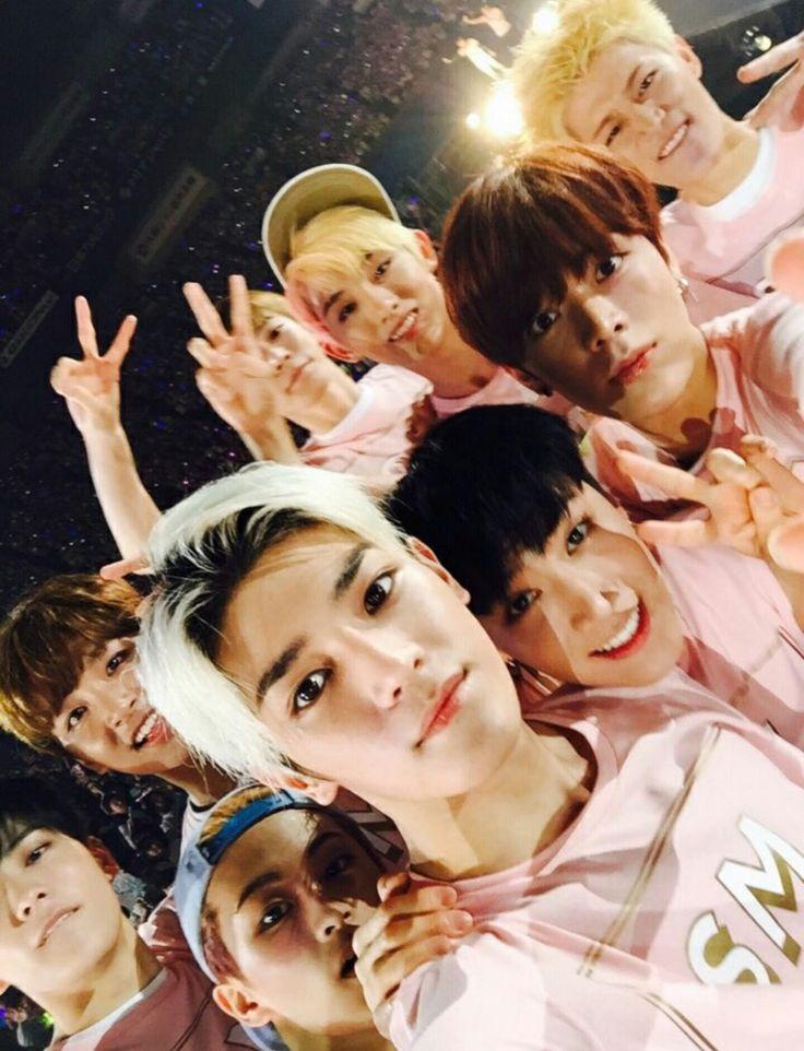 7.18.16 NCT Vyrl Update #SMTownOsaka