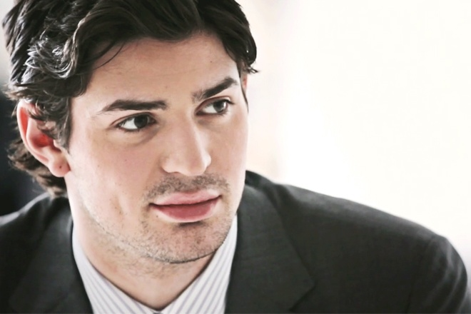 Carey Price. Hockey player, in suit. Yummy.