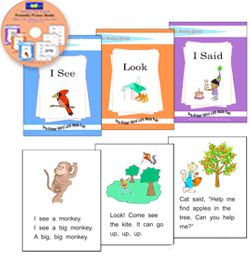 Teach reading to children with Down Syndrome, Autism, visual impairment, and developmental delays.
