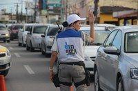 Multas de trânsito - Detran/AL, SMTT e PM realizam operação Lei Seca +http://brml.co/1DqJTmi