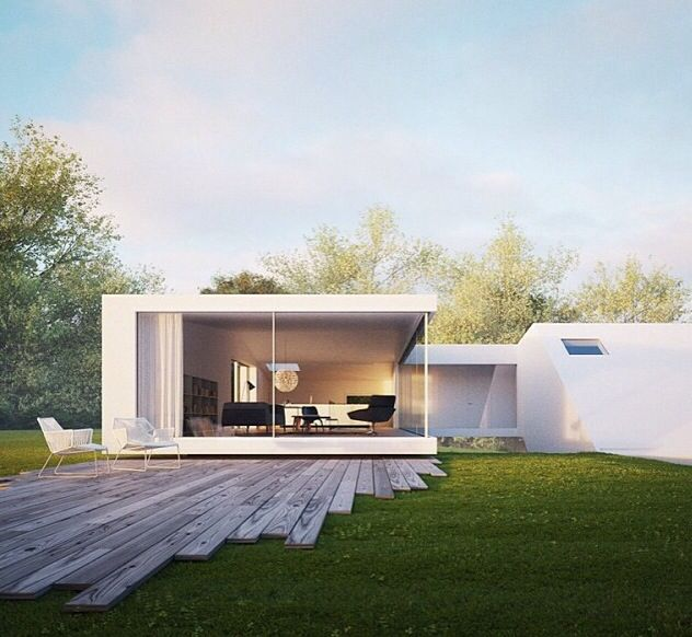 House Hafner, Studio Hornung and Jacobi Architecture Photo:  Peter Guthrie