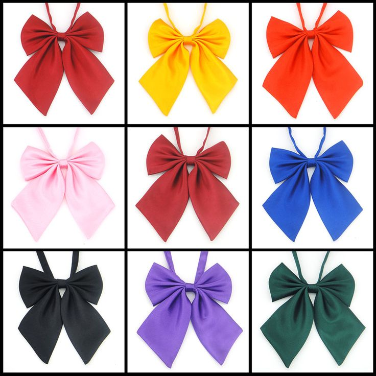 Find More Ties & Handkerchiefs Information about 1Piece Classic Japanese School Girls JK Uniform Bow Tie Cute Pure Colors Lolita Necktie 9 Colors Cosplay,High Quality cosplay products,China cosplay wig Suppliers, Cheap cosplay costume from Meow Girl on Aliexpress.com
