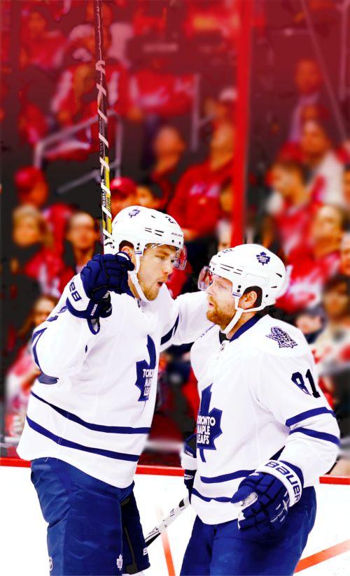 James van Riemsdyk & Phil Kessel • Toronto Maple Leafs