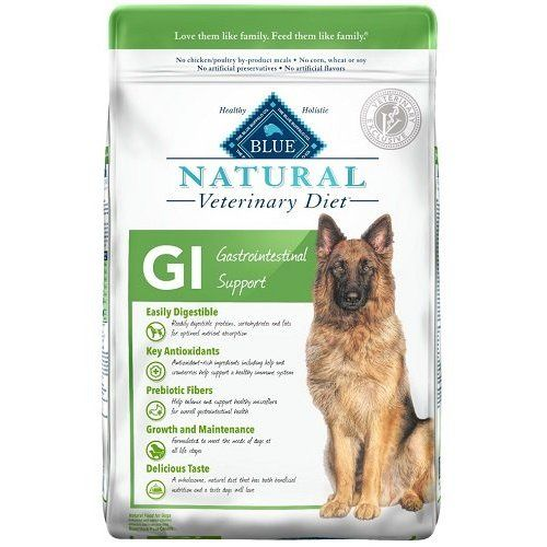 Blue Natural Veterinary Diet Canine Adult Gi Gastrointestinal