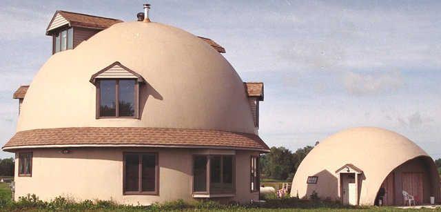 Monolithic Dome Homes | Monolithic Dome Institute
