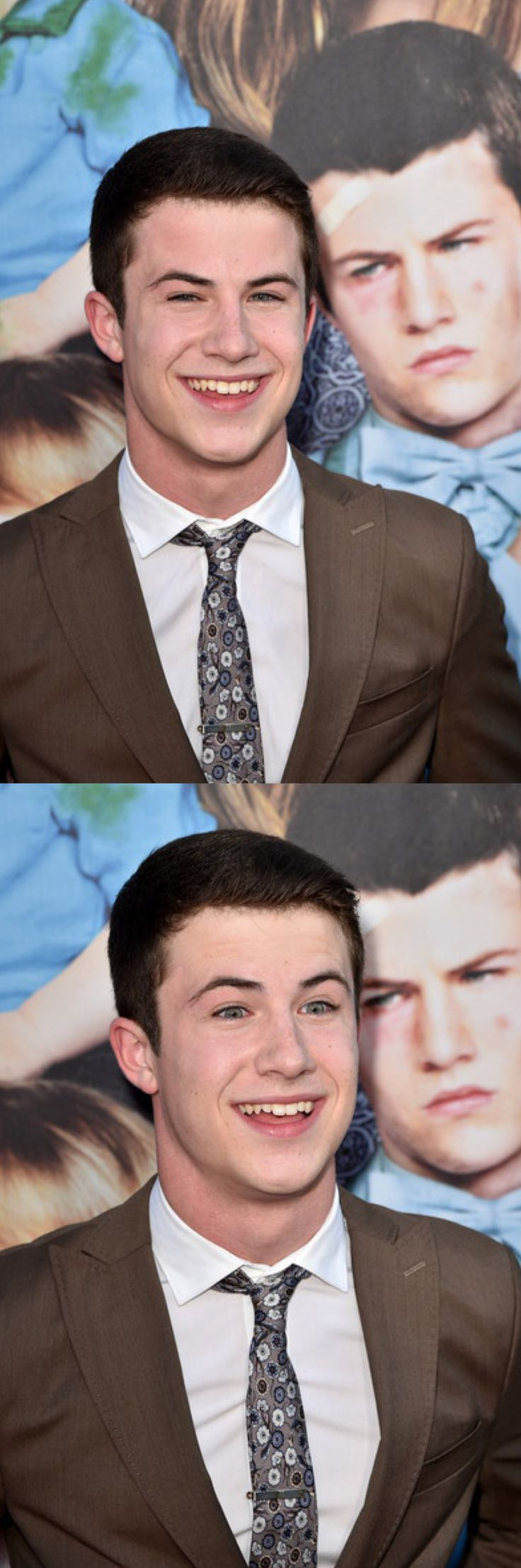 Dylan Minnette at The World Premiere of Disney's 'Alexander and the Terrible, Horrible, No Good, Very Bad Day' at the El Capitan Theatre on October 6, 2014 in Hollywood, California.