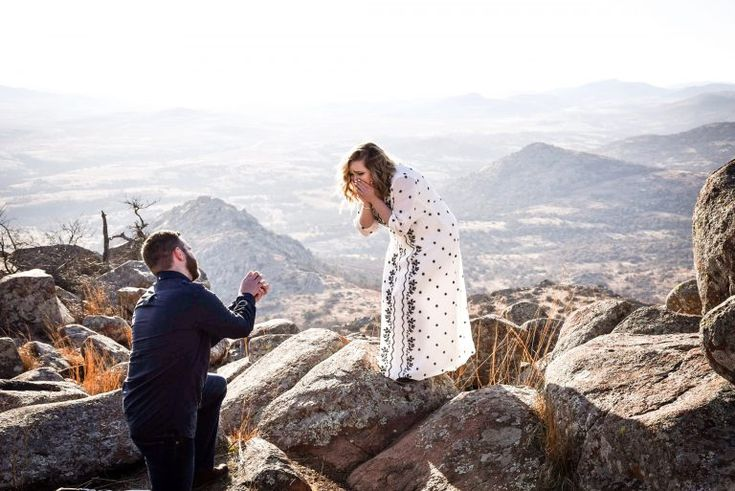 """""""I turned around to see Kevin down on one knee. Kevin was holding a ring made by my parents who are jewelers. Each of the people I love most in life came together to make this day so special for us. This moment is the happiest moment of my life."""""""