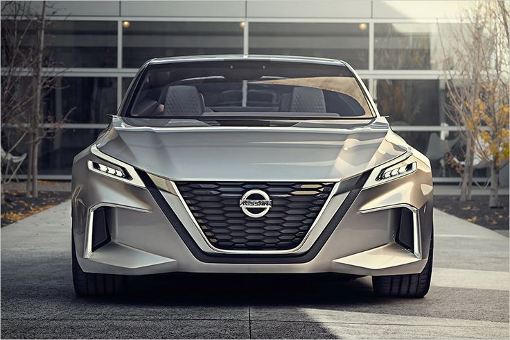 Nissan Vmotion 2.0 concept in Detroit - All About Automotive