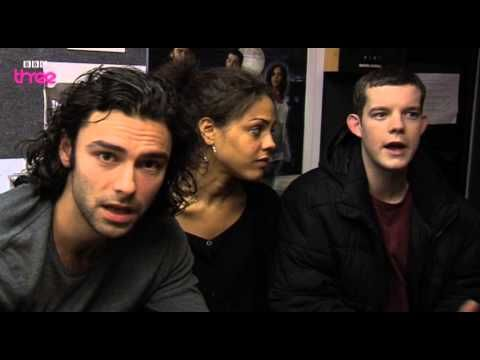 """""""how blog You?!"""" // Trio Nearing The End - Being Human Series 2 Behind The Scenes - YouTube"""