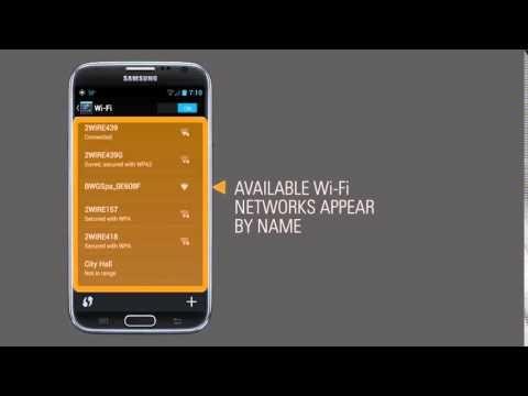 Novitek etäohjauksen asennus Android-laitteeseen.