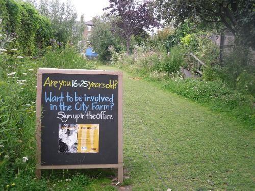 Spitalfields City Farm - Si vous êtes à Londres cet été (mais pas que) et avec des enfants en bas âges (et même plus grands !) cette association de quartier gère un jardin communautaire avec tous les animaux de la basse cours et d'autres encore. Ouvert au public, vous pouvez proposer votre aide ou tout simplement passer un moment et visiter les lieux.