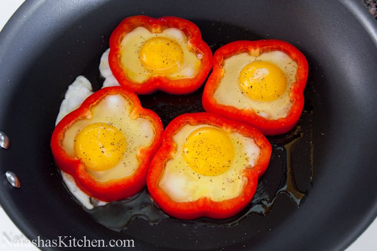 Bell Pepper Egg in a Hole-8