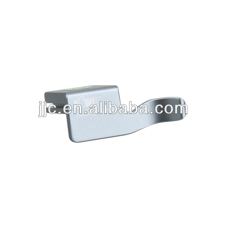 Kiwifotos TA-X100 Silver Color Metal Thumb Up Grip For Fuji Finepix X100 X100S Digital Camera #Fuji_X100, #silver