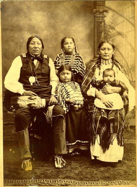 Learn about finding records for Native American ancestors outside of the Five Civilized Tribes here