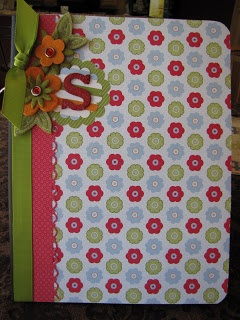 Stamp Sistas!: Decorated Notebooks