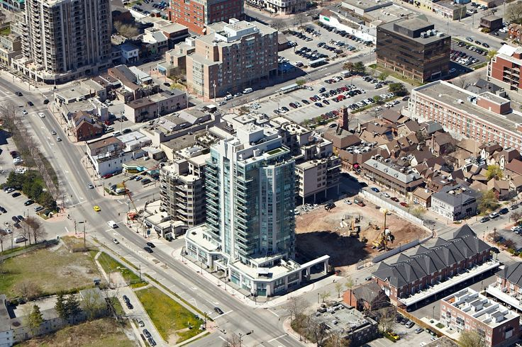 Aerial Photography of Condo and Construction #AerialPhotographer #Aerial [BP imaging - Bochsler Photo Imaging]