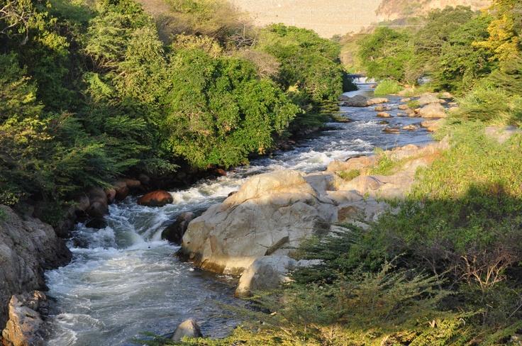 Colombia - Rio Rancheria, La Guajira