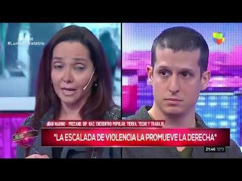 """Caliente discusión en """"Intratables"""" por el presente de Venezuela"""