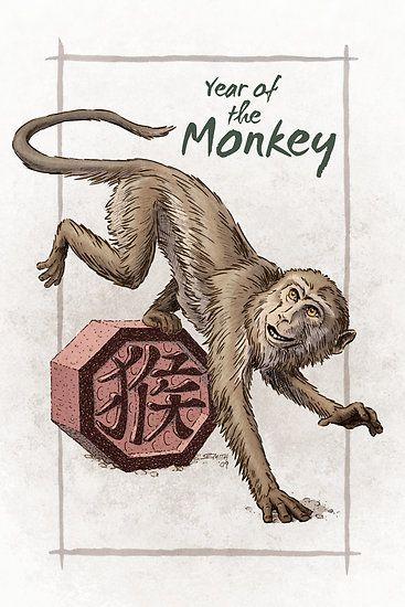 Chinese Zodiac: Year of the Monkey. Get in-depth info on the Chinese Zodiac Monkey personality & traits @ http://www.buildingbeautifulsouls.com/zodiac-signs/chinese-zodiac-signs-meanings/year-of-the-monkey/