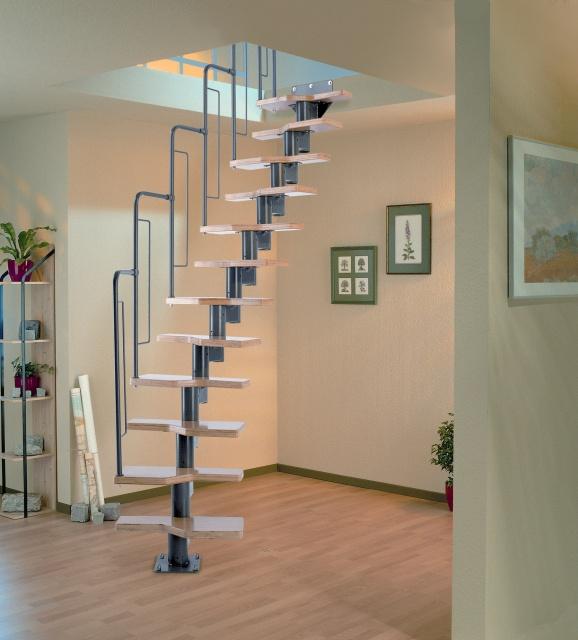 Dolle Graz Space Saving Staircase