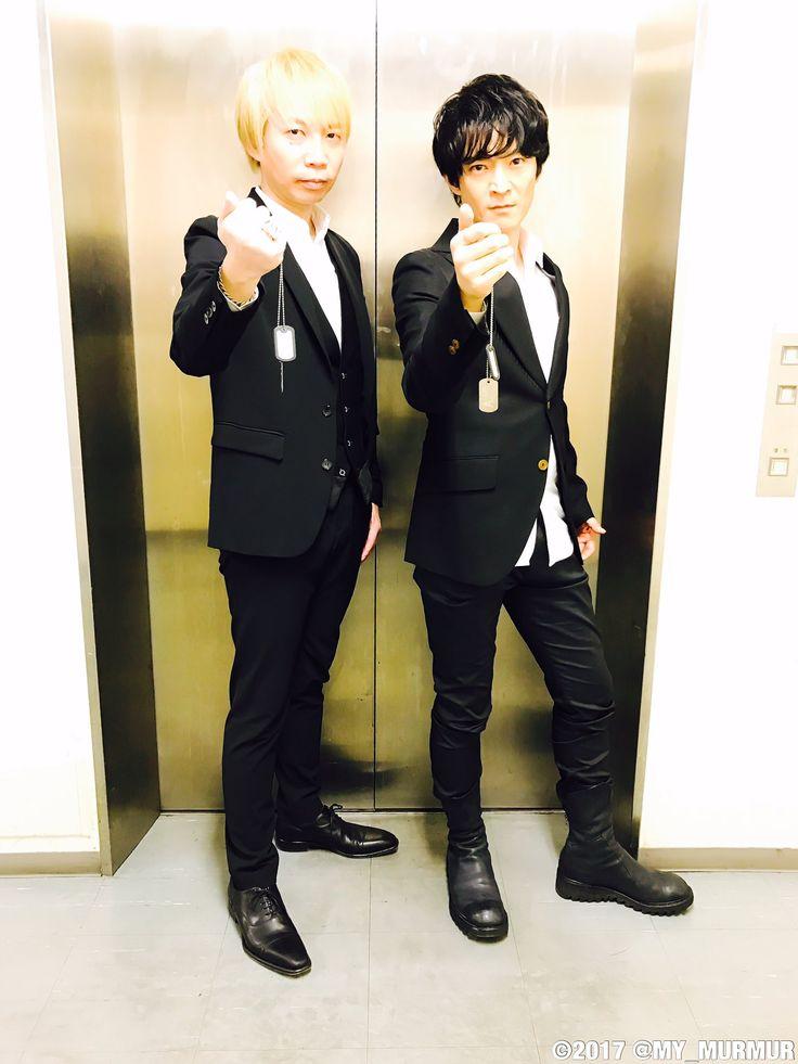 """諏訪部順一 Junichi Suwabe on Twitter: """"『GANGSTA.』イベント終了致しました。御来場下さった皆さん、ありがとうございました!リリース再開したDVD&Blu-rayシリーズ。貴方のライブラリに加えて頂けると幸いです。 https://t.co/vAP9lMjliD"""""""