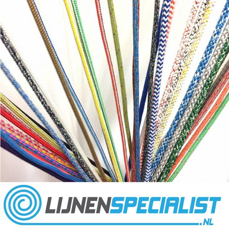 Vakwerk in Touwwerk #touwwerk #touwenwinkel #lijnenspecialist #dyneema #lijnen #touwen #touw #winkel #webshop #zeilen #architectuur #amsterdam