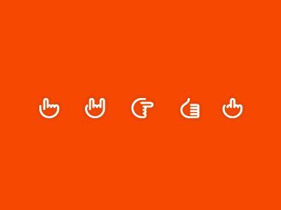 Hand Icons | Greg Christman