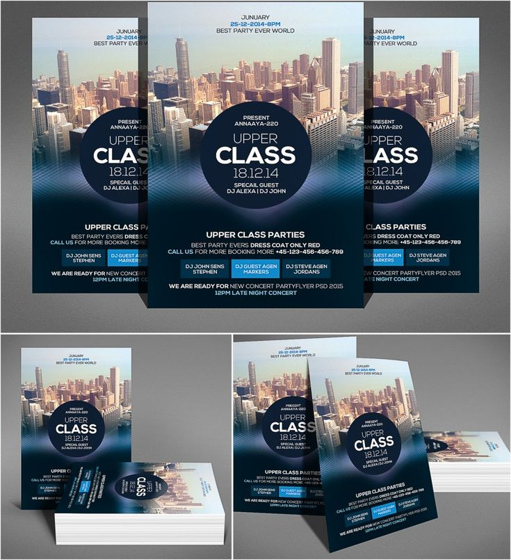 Best School Flyer Templates Images On   Free Stencils