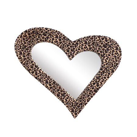 Leopard Home Decor On A Hot Baby Pink Or Red Wall Karastanlivebeautifully