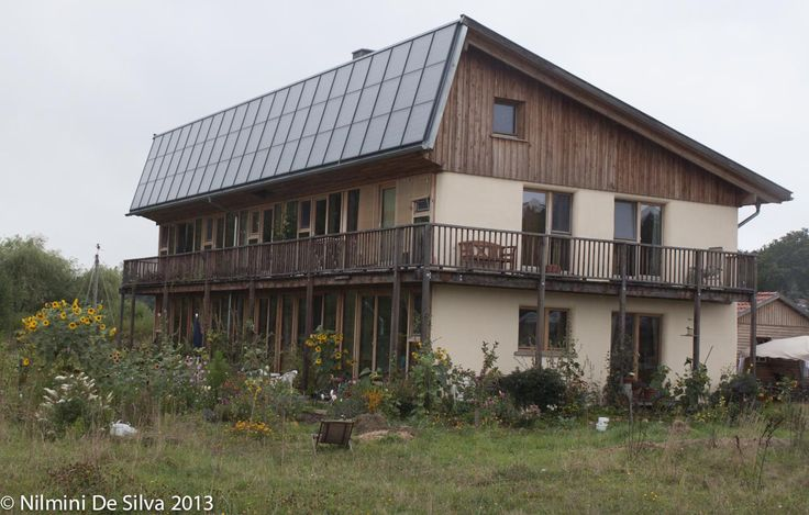 Journeys of a Creative Bug: Sieben Linden: An Ecovillage in Harmony with Nature and with Each Other