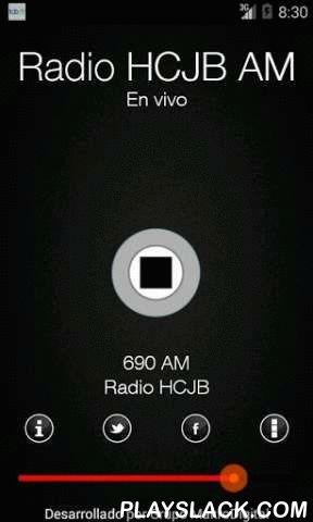 Radio HCJB AM  Android App - playslack.com , Radio HCJB 690 Am de Quito - Pichincha presenta la aplicación oficial Gratis para smartphone y tablets con sistema operativo Android.Es recomendable usar en wifi para escuchar de forma ilimitada o también puede usar esta aplicación con el plan de datos de su operadora celular. Aplicación desarrollada por Grupo MakroDigital - El Mayor Proveedor de Servicios Streaming Audio & Video en el Ecuador.www.grupomakrodigital.com Comentarios y…