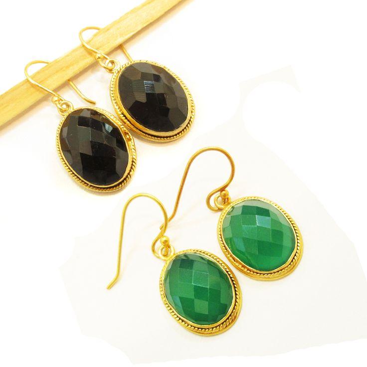 #925#Sterling#Silver#Italy#Onyx#Natural#Gemstone#Pretty#Dangle#Women#Earring#Free#Ship http://www.ebay.com/itm/925-Sterling-Silver-Italy-Onyx-Natural-Gem-Pretty-Dangle-Women-Earring-Free-Ship-/112515278594?ssPageName=STRK:MESE:IT
