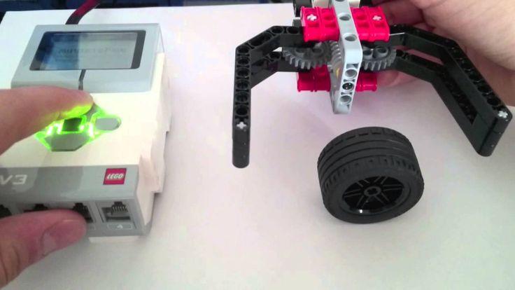 ev3 simple robot instructions