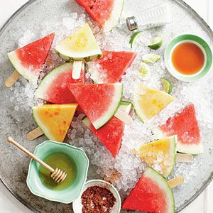 Instant Watermelon Pops: Watermelon Pop, Red Peppers, Limes Juice, Watermelonpop, Ice Pop, Watermelon Recipes, Instant Watermelon, Weights Loss, Summer Snacks