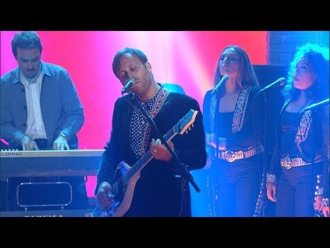 "The Arcs - ""Outta My Mind"" on The Late Show with Stephen Colbert"