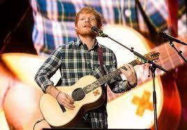 Resultado de imagen para concierto de Ed Sheeran en México