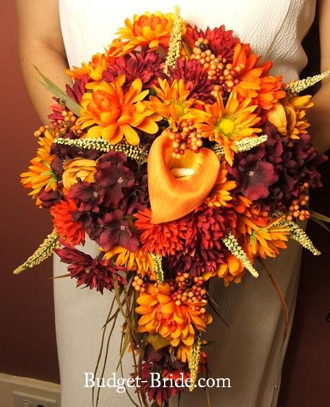 25 Autumn Inspired Wedding Flowers: 121 Best Images About Fall Wedding Flowers On Pinterest