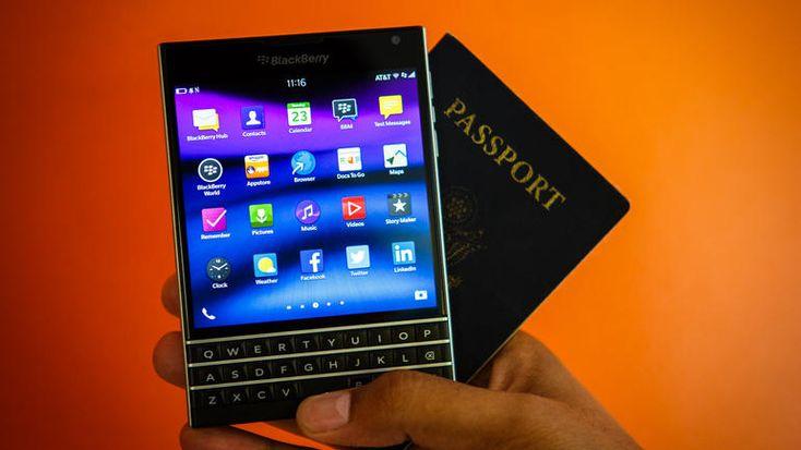 BlackBerry+Passport+İncelemesi