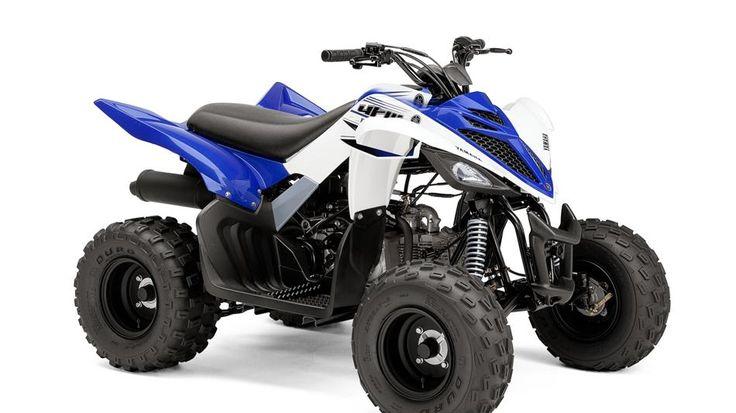YFM90R – Yamaha Motor