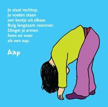 P4uterYoga http://www.pinterest.com/vdevill/yoga-met-kleuters/