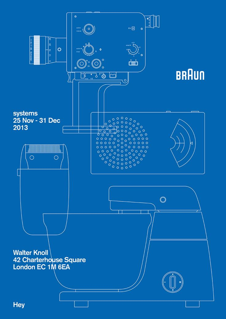 Creative Review - A homage to Braun