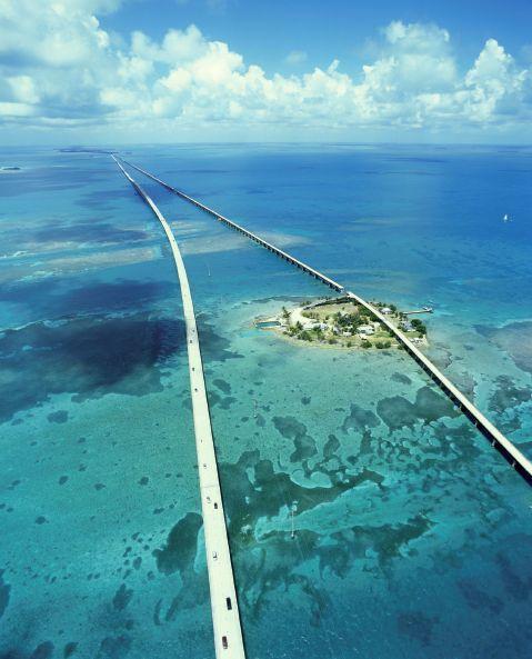 Escape to the Florida Keys via the Overseas Highway! #LikeALocal #Miami #PeterGreenberg
