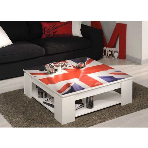 Parisot Quadri Coffee Table - UK