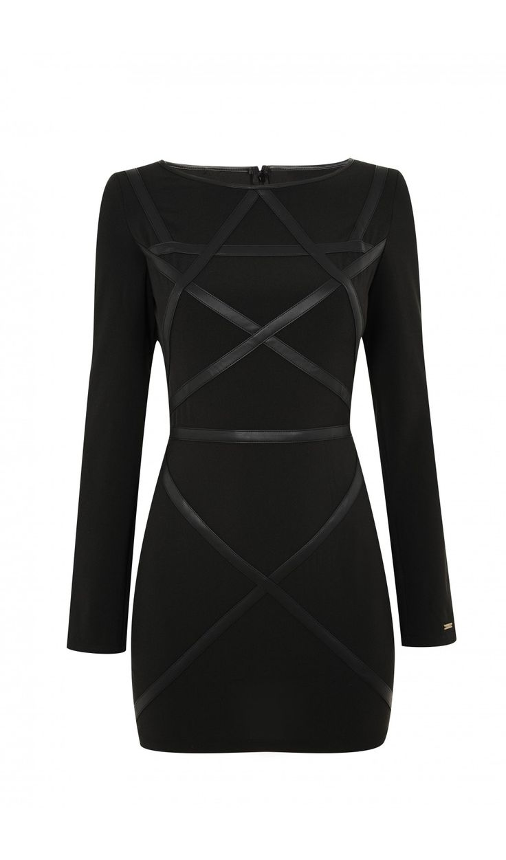 House of Dereon Pentagram Dress #style #fashion #inspiration