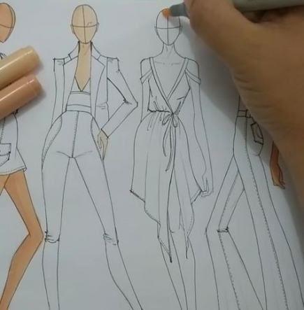 Mar 23, 2020 – Super Fashion Ilustration Tutorial Dresses 63 Ideas #fashion