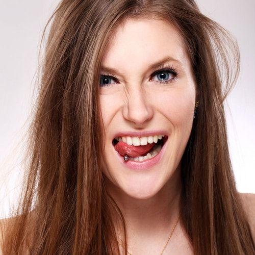 Ma il #piercing alla lingua è pericoloso? Ecco tutto quello che c'è da sapere