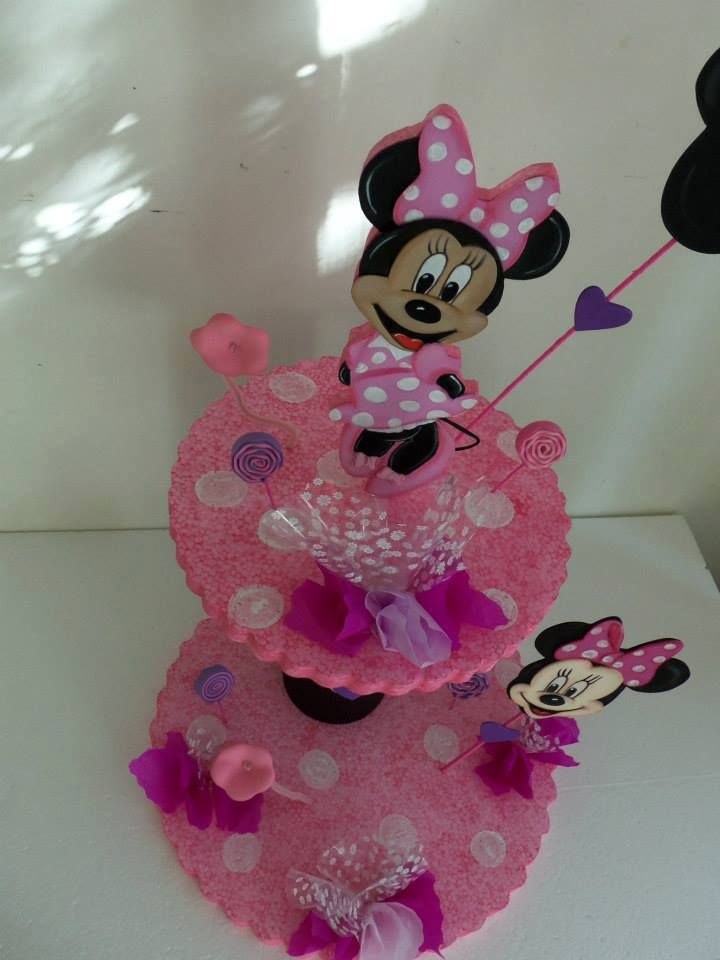 17 Best images about Fiesta de Minnie y Mickey Mouse. on Pinterest ...