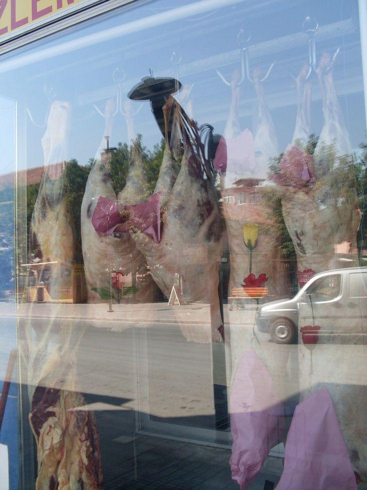 Turkey, Khutaya, lamb www.rozsakunyho.hu