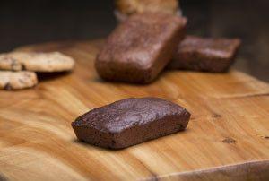 Pan con Banano y Chocolate Pequeño Sin Gluten  www.demeria.co   Gluten Free Banana Chocolate Bread